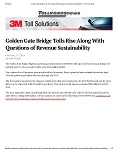 Golden Gate Bridge Tolls Rise - Toll Roads News_thumbnail