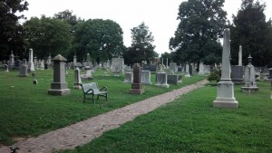 Historic Congressional Cemetery has 65,000 graves