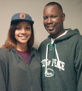 StoryCorps image -- Wil Smith and daughter